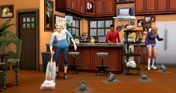 The Sims 4 Bust the Dust Kit