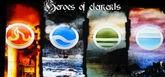 Heroes of elements