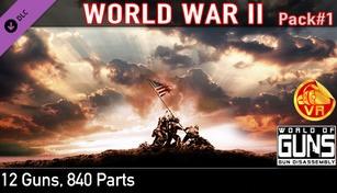World of Guns VR: World War II Pack #1