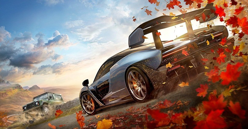 Forza Horizon 4 is coming soon to Steam!