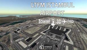 Tower!3D Pro - LTFM airport