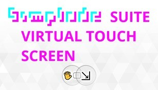 Simplode Suite - Virtual Touch Screen