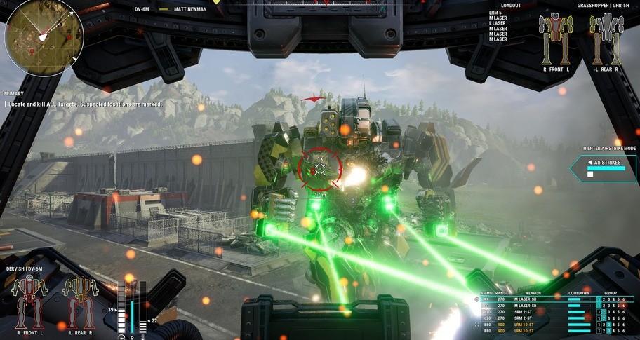 MechWarrior 5 Mercenaries - Heroes of the Inner Sphere