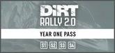 DiRT Rally 2.0 - Year One Pass (Season1/2/3/4)