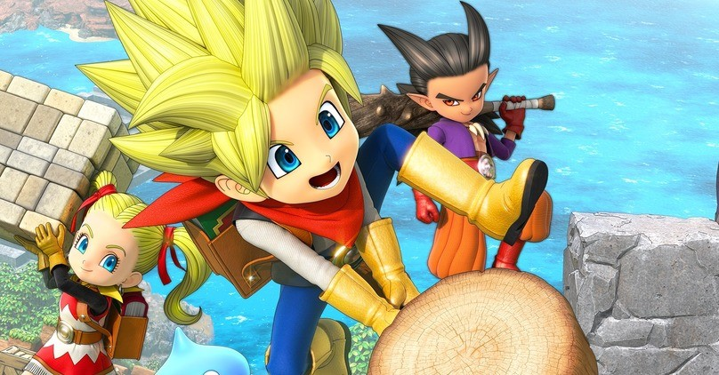 DRAGON QUEST BUILDERS 2 is now available on Xbox Game Pass for PC