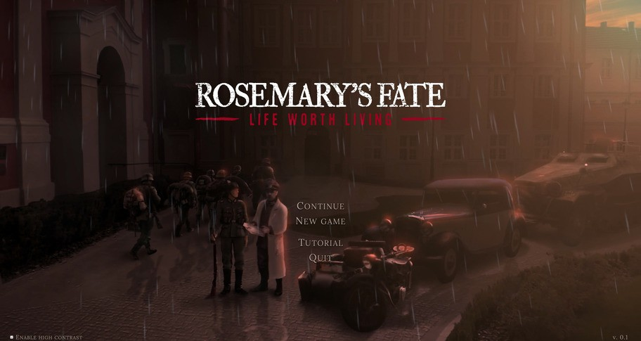 Rosemary's Fate Soundtrack