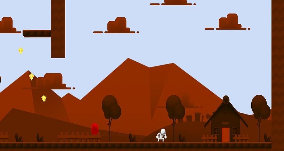 Jumping Platform Minigame