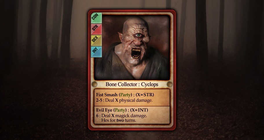 Guardians of Greyrock - Card Pack: The Dying Forest