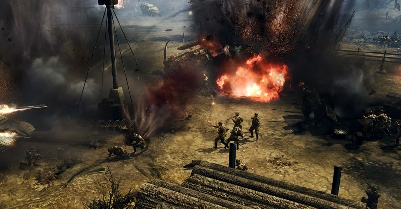 FREE Company of Heroes 2 - Southern Fronts
