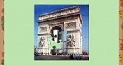 1001 Jigsaw. World Tour: France