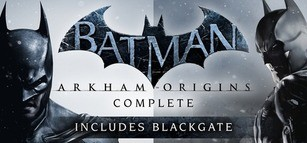 Batman Arkham Origins Complete + Blackgate Pack