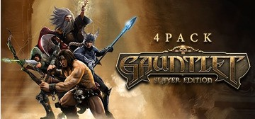 Gauntlet Slayer Edition - 4 Pack
