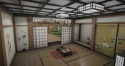 East Asians for 3D Visual Novel Maker