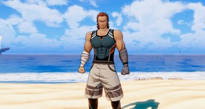 """FAIRY TAIL: Gildarts's Costume """"Special Swimsuit"""""""