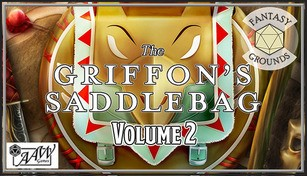Fantasy Grounds - The Griffon's Saddlebag Volume 2