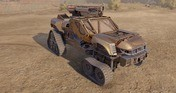 Crossout - Triad: The Keeper pack