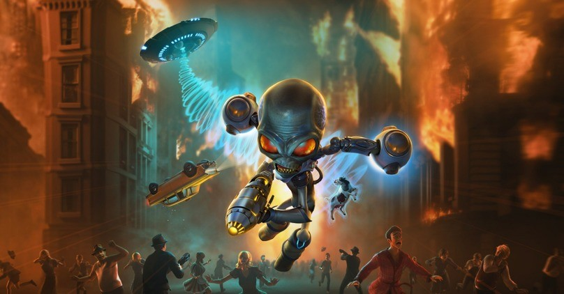 Destroy All Humans! is now on Xbox Game Pass for PC