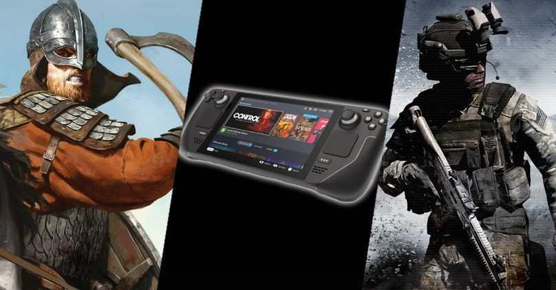 10 best PC exclusive games which can be played on Steam Deck
