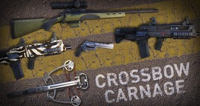 Sniper Ghost Warrior Contracts 2 - Crossbow Carnage Weapons Pack