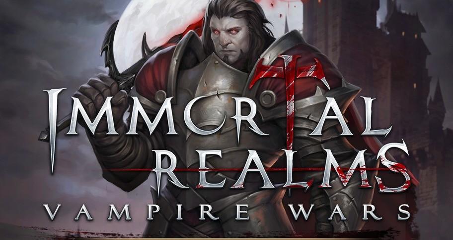 Immortal Realms: Vampire Wars Soundtrack