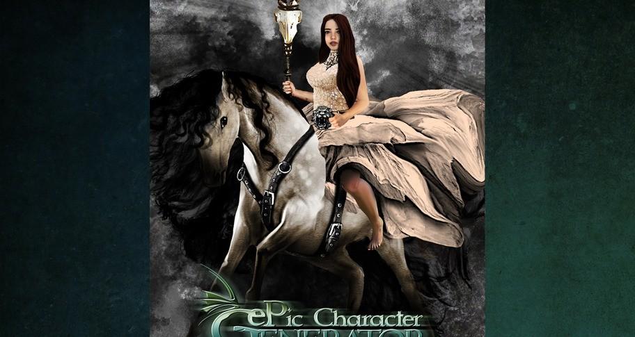ePic Character Generator - Season #3: Female Rider