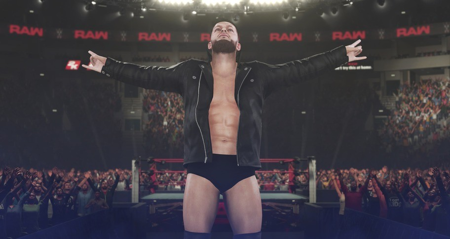 WWE 2K18 Day One Edition