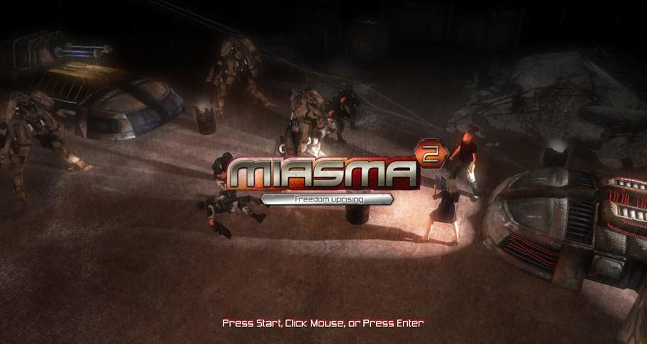 Miasma 2: Freedom Uprising