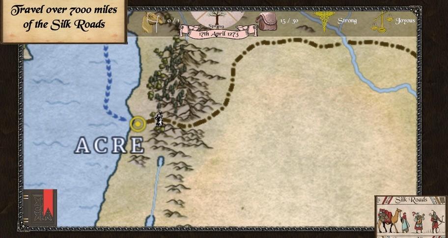Silk Roads: Caravan Kings