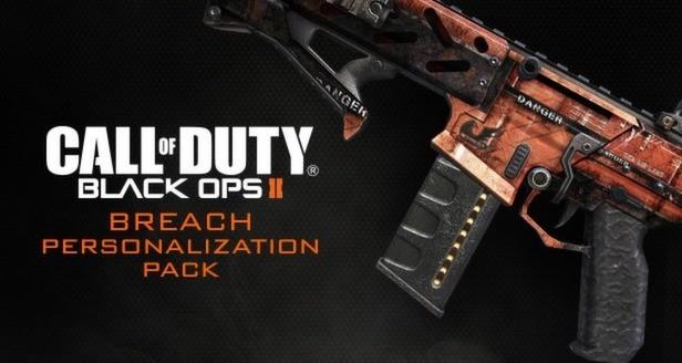 Call of Duty: Black Ops II - Breach Personalization Pack