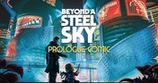 Beyond a Steel Sky Prologue Comic Book