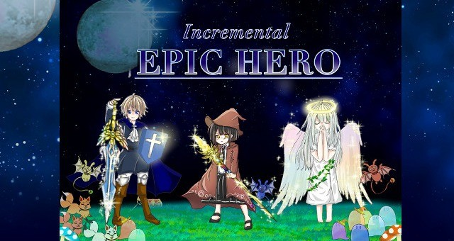Incremental Epic Hero - Starter Pack