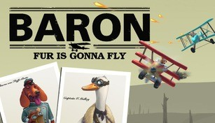 Baron: Fur Is Gonna Fly