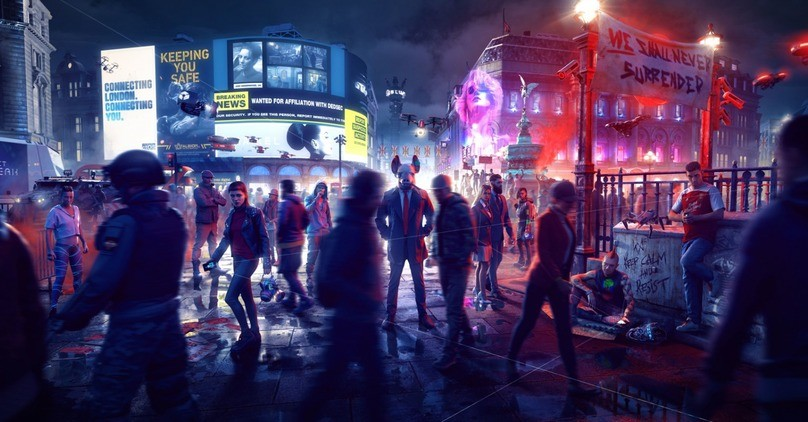 Play for free - Watch Dogs: Legion (September 2021)