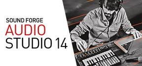 SOUND FORGE Audio Studio 14 Steam Edition