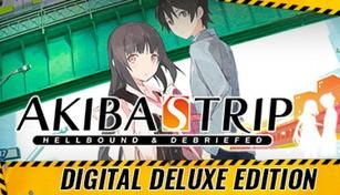 AKIBA'S TRIP: Hellbound & Debriefed -  Digital Deluxe Edition