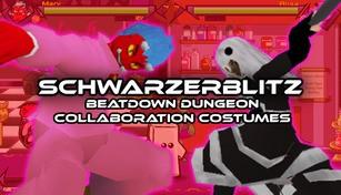 Schwarzerblitz - Beatdown Dungeon Collaboration Costumes
