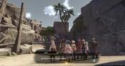 "Atelier Ryza 2: High-difficulty Area ""Flame Sun Island"""