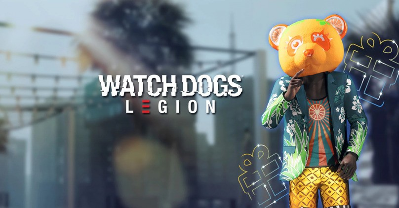 FREE Watch Dogs Legion - Summer Clothing Pack