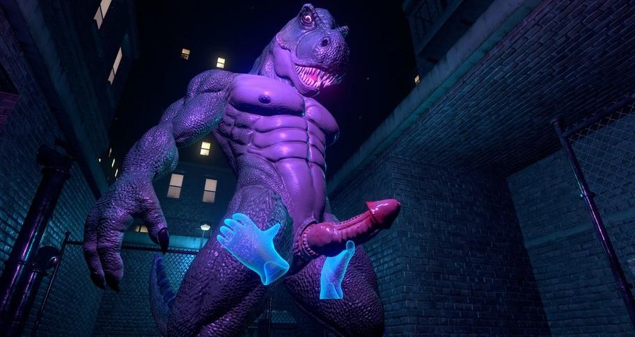 Mutant Alley: Do The Dinosaur