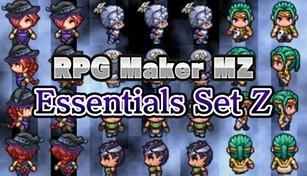 RPG Maker MZ - Essentials Set Z