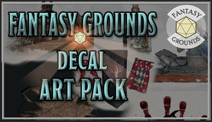 Fantasy Grounds - Fantasy Grounds Decal Art Pack