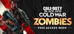 Free Week - Call of Duty: Black Ops Cold War Zombies