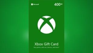 Xbox Live Gift Card 400 SEK