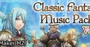 RPG Maker MZ - Classic Fantasy Music Pack Vol 2