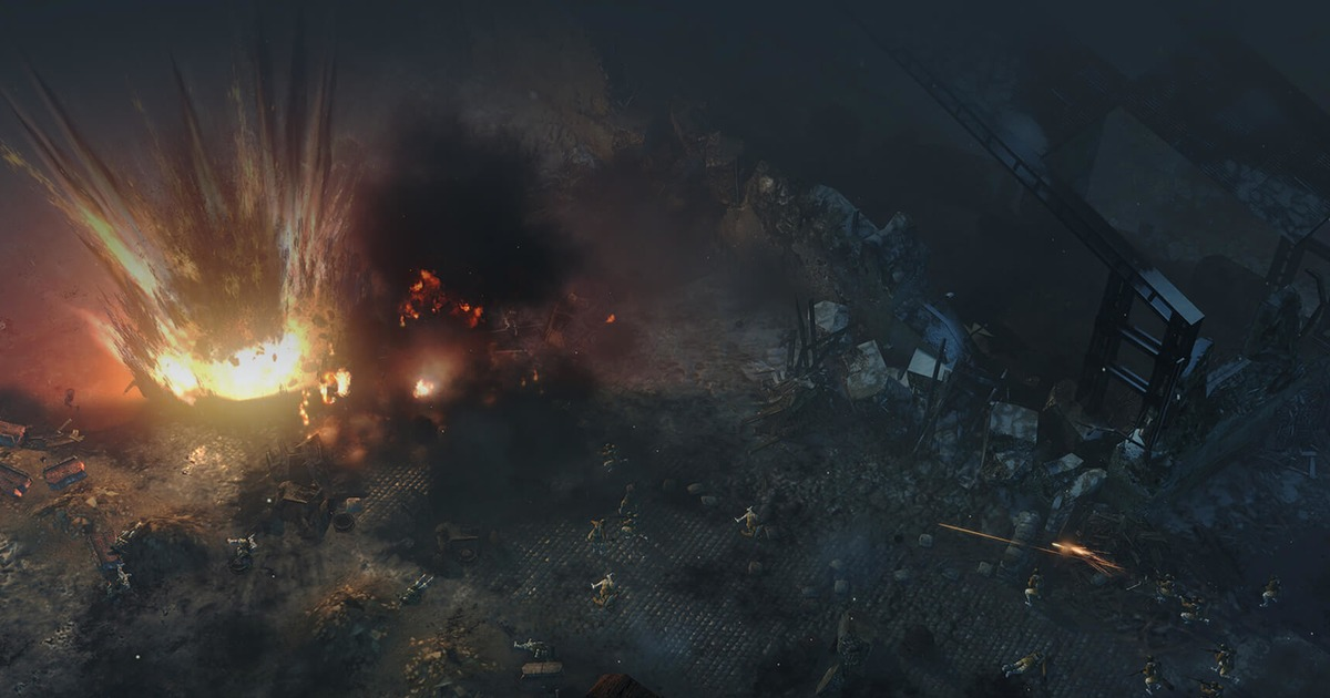 Company of heroes 2 - victory at stalingrad mission packs