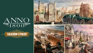 Anno 1800 - Year 3 Pass