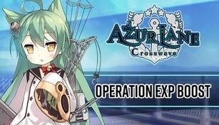 Azur Lane Crosswave - Operation EXP Boost