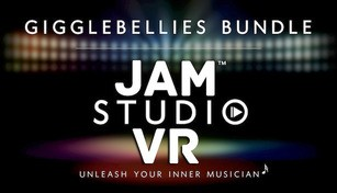 Jam Studio VR EHC - Gigglebellies Song Bundle