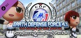 EARTH DEFENSE FORCE 4.1: Pure Decoy Launcher 5 Pack A