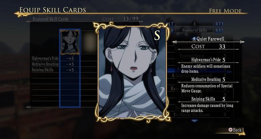 ARSLAN - Skill Card Set 3